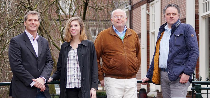 Het team van Van Bruggen Adviesgroep Amersfoort