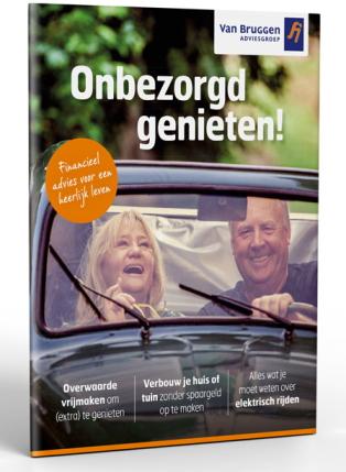 Magazine Onbezorgd Genieten!