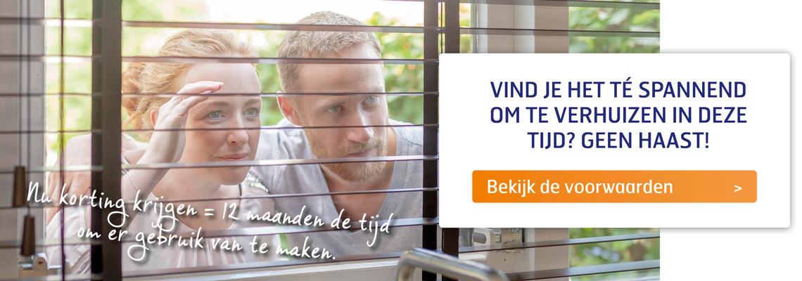 Actie bij Van Bruggen Adviesgroep Groningen