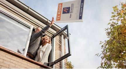 Open Huizen Route : Open huizen dag: hoeveel kan wil ik lenen? van bruggen adviesgroep