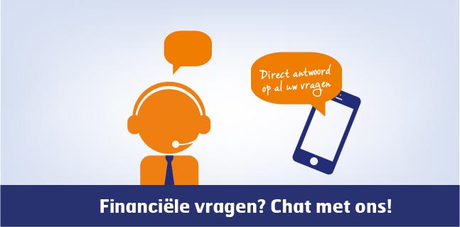 Chat met Van Bruggen Adviesgroep